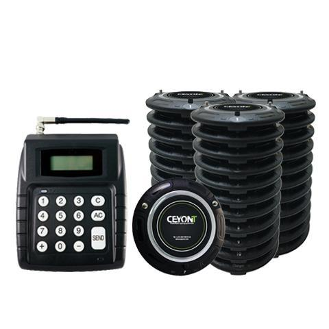 Guest Paging System Slim - 30 coaster pagers