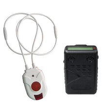 Necklace Panic Button & Pager
