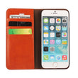 Luxury Genuine Leather Wallet Flip Case Cover For iPhone 6 Plus / 6s Plus (8)