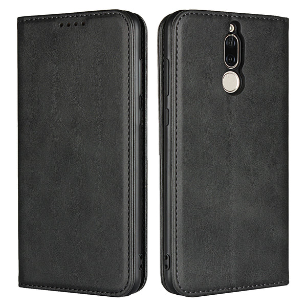 Leather Phone Cases Flip Wallet Case Cover For Huawei Mate 10 Lite