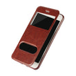 Flip Leather Case For iPhone 8 / 7