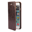 Luxury Genuine Leather Wallet Flip Case Cover For iPhone 6 Plus / 6s Plus (3)