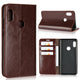 Luxury Genuine Leather Wallet Flip Case Cover For Xiaomi Redmi Note 5 Pro (1)