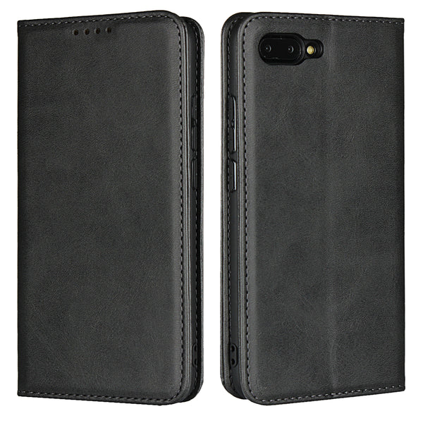 Leather Phone Cases Flip Wallet Case Cover For Huawei Honor 10