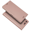 Luxury Slim Flip Leather Case For Sony Xperia XZ Premium (3)