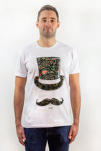 Load image into Gallery viewer, Psychedelic Top Hat T-Shirt - This One Is
