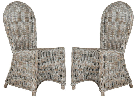 IDOLA 19''H WICKER DINING CHAIR