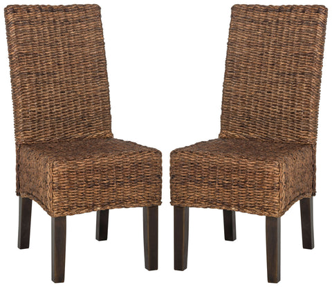 AVITA 18''H WICKER DINING CHAIR