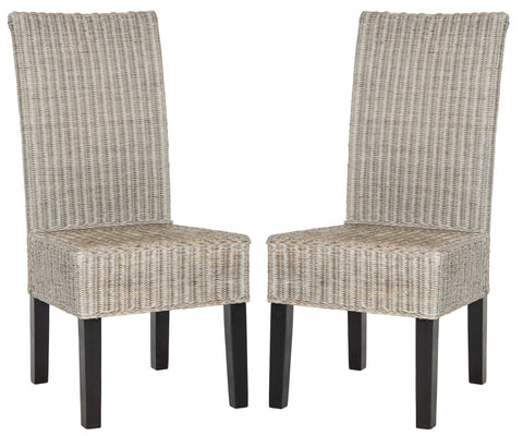 ARJUN 18''H WICKER DINING CHAIR