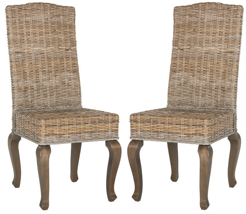 MILOS 18''H WICKER DINING CHAIR