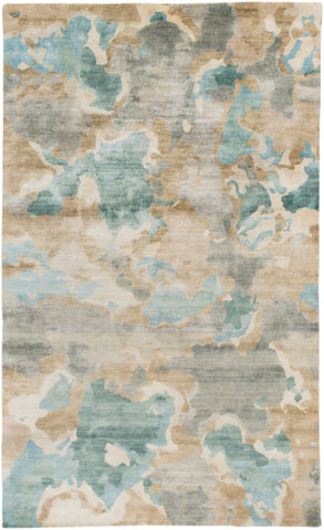 Modern Slice of Nature SLI6407 Area Rug
