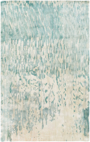 Modern Watercolor WAT5004 Area Rug