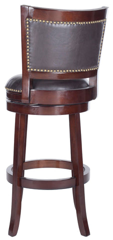 LAZZARO SWIVEL BAR STOOL