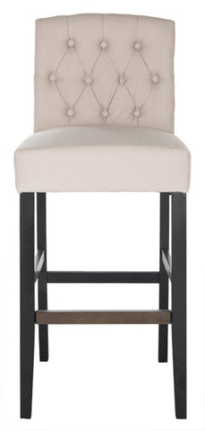 MAISIE TUFTED BAR STOOL