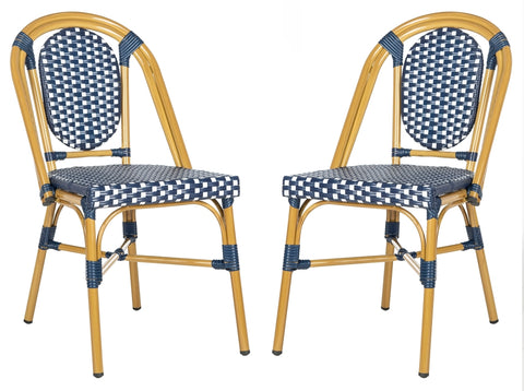 LENDA FRENCH STACKABLE BISTRO CHAIR