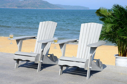 BREETEL SET OF 2 ADIRONDACK CHAIRS