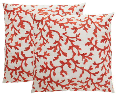 CORAL ALL OVER PILLOW