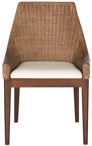 FRANCO RATTAN SLOPING CHAIR