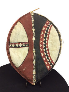 African Zulo Shield