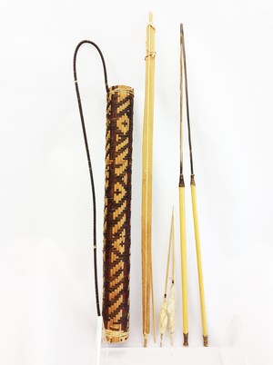 Tribal Bow and Arrow - Amazon India