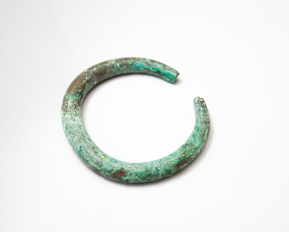 Bronze Currency Bangles