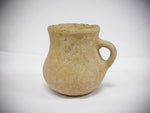 Earthware Cup with Handle