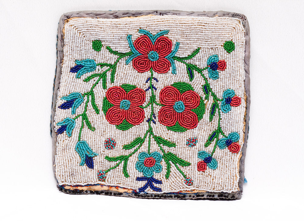 Small Square Native Indian Pouch
