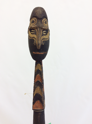 Papua New Guinea ceremonial Staff