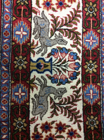 Antique Kume Carpet