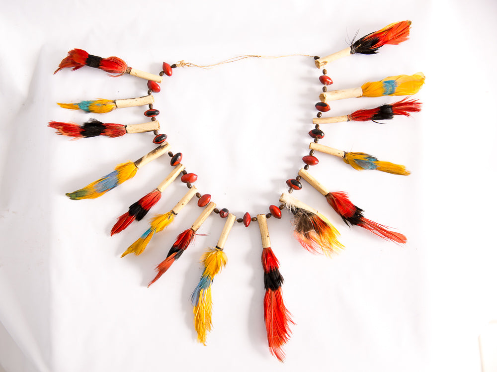 Tribal necklace