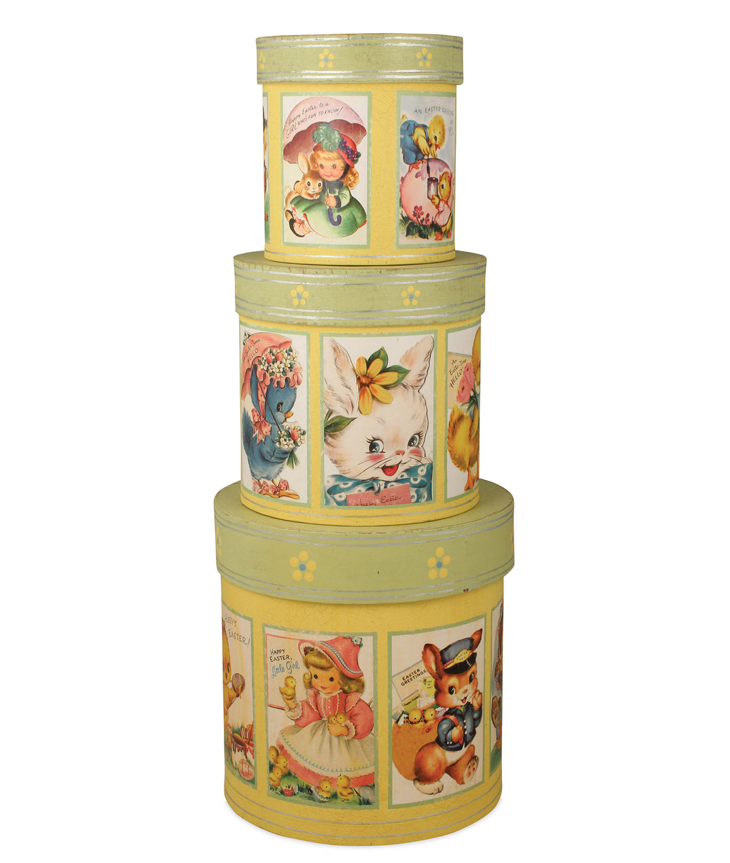 TP6155 - Retro Easter Nesting Boxes Set of 3