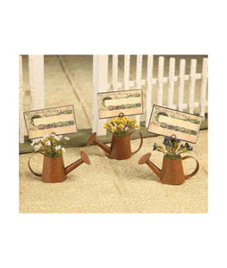 DA1600 - Watering Can Placecard Holder