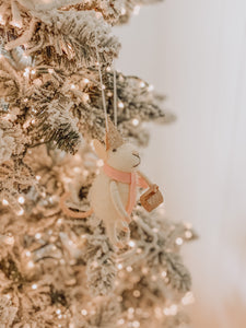 Merry Mice - Hot Cocoa Mouse Ornament