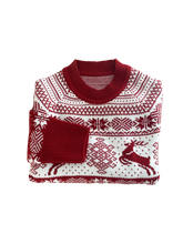 Load image into Gallery viewer, PRE ORDER - Womens Fair Isle Sweater