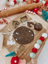 Load image into Gallery viewer, Mini Gingerbread House Cookie Cutter Set