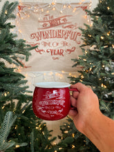 Load image into Gallery viewer, PRE ORDER - It's The Most Wonderful Time of the Year Enamel Mug