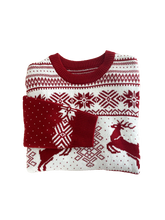 Load image into Gallery viewer, PRE ORDER - Mens Fair Isle Sweater