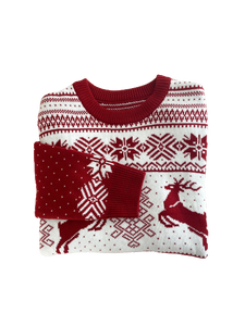 PRE ORDER - Mens Fair Isle Sweater