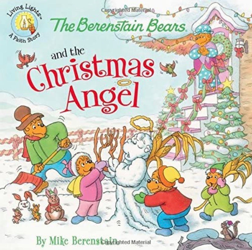 The Berenstain Bears' and The Christmas Angel