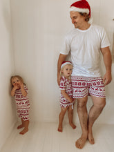 Load image into Gallery viewer, Fair Isle PJ's - Mens Shorts