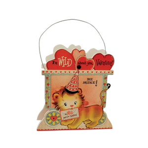 Wild About You Lion Bucket - RL6560