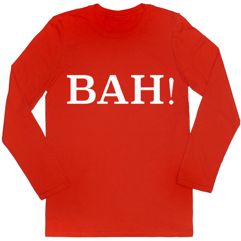 Bah! Long-sleeved Unisex T-Shirt