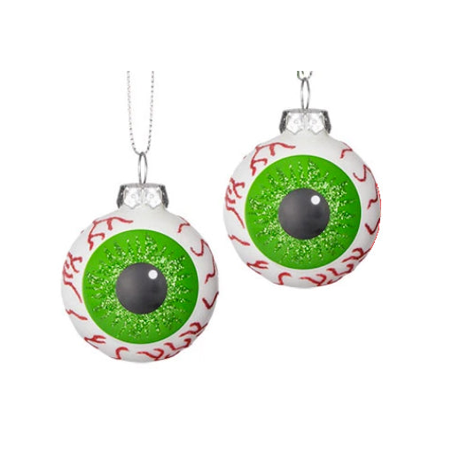 Eyeball Ornaments