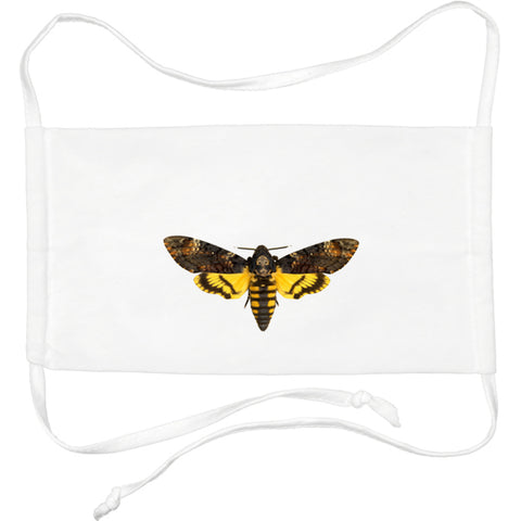Silence of the Lambs Death's Head Moth Face Mask