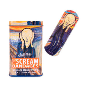 The Scream Plasters