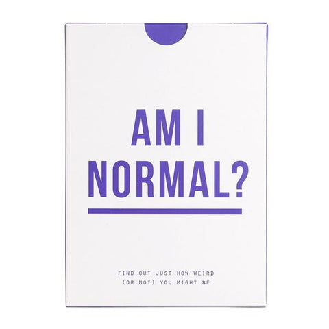 Am I Normal Game