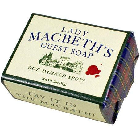Lady Macbeth Mini Guest Soap