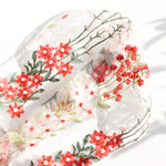 Load image into Gallery viewer, Garden Floral Embroidered Stretch Headband
