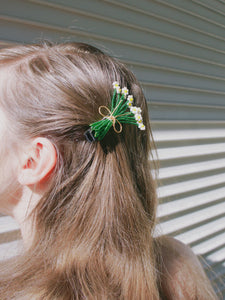 Sweet as a Bouquet of Daisies Hair Clip