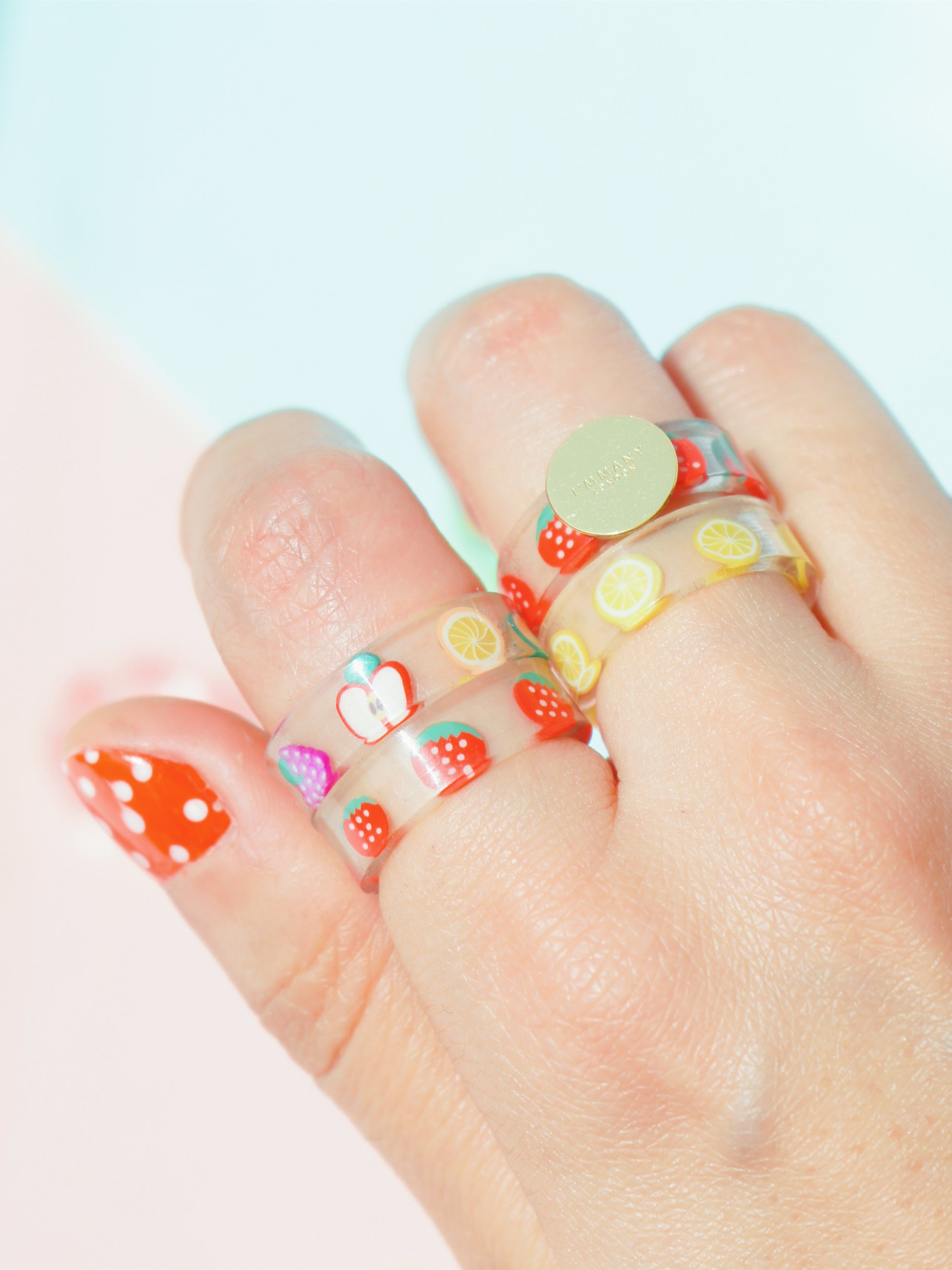 Fruity Loops Stacking Ring